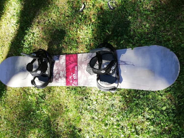 Tabla snow y botas