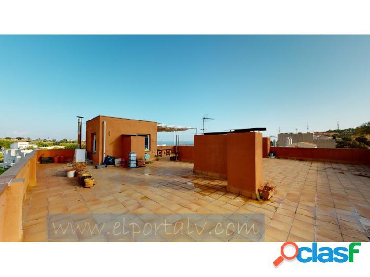 Atico duplex con terraza de 150 m2 vistas al mar!! 3