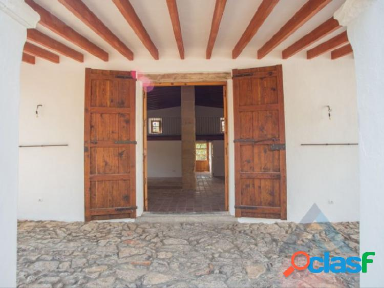Casa payesa original en san juan