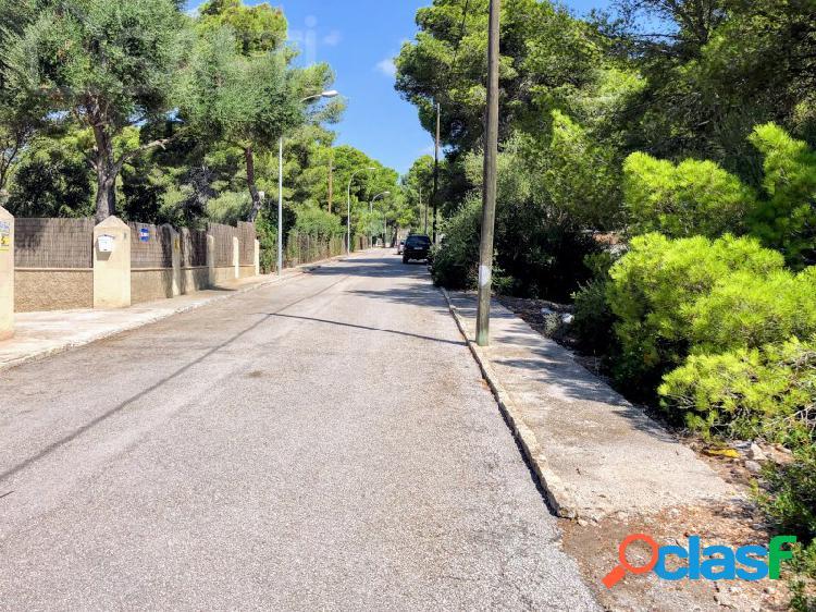 Terreno urbanizable en Cala Pi-Vallgornera