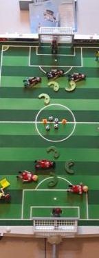 Playmobil malet. fútbol marcador arbitros