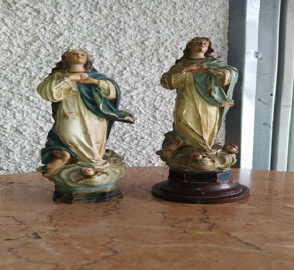 Tallas de la virgen antiguas.
