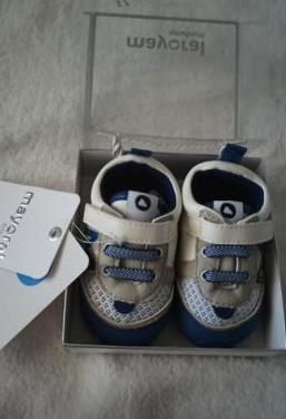 Zapatitos bebé nuevos mayoral