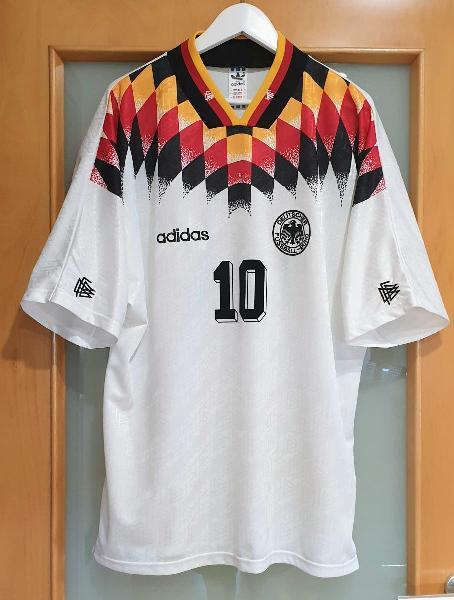 Alemania mundial 94. xl. matthaus 10 nueva.