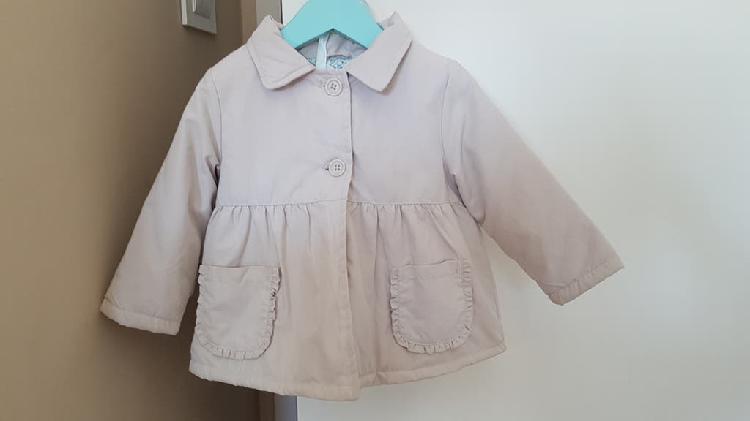 Abrigo/chaquetón bebé niña 18 meses