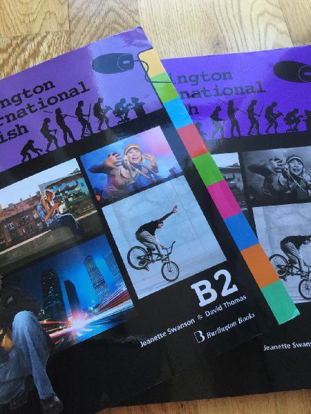 Burlington international english b2.