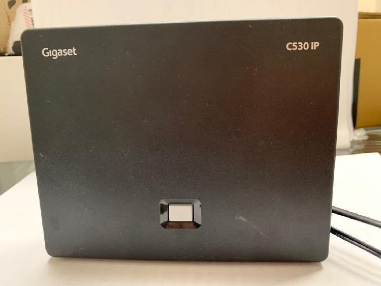 Centralita ip gigaset c530