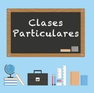 Clases particulares/apoyo infantil, primaria y eso