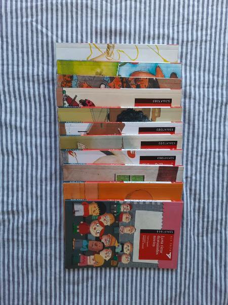 Colección libros infantiles edelvives