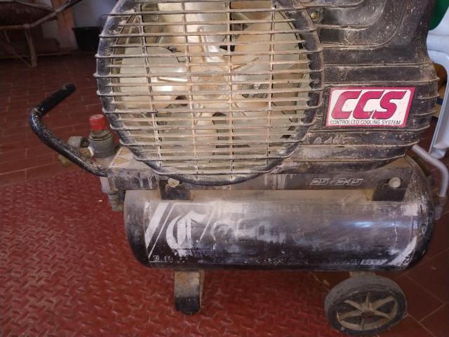 Compresor de aire, marca_cámara, potencia de 2 caballos con