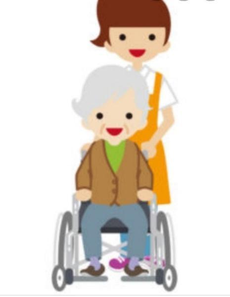 Cuidado de personas mayores/discapacidad
