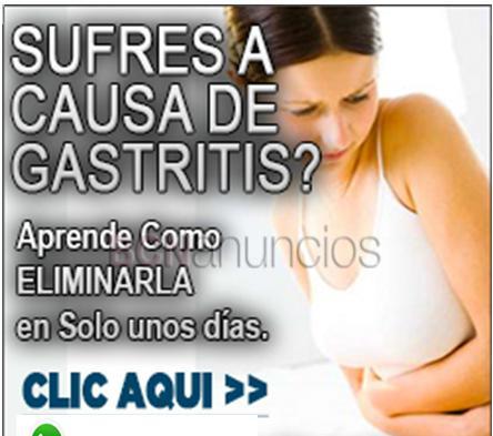 Elimine gastritis en menos de 30 días. libro digital