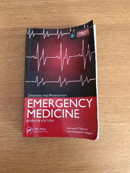 Emergency medicine diagnosis and management