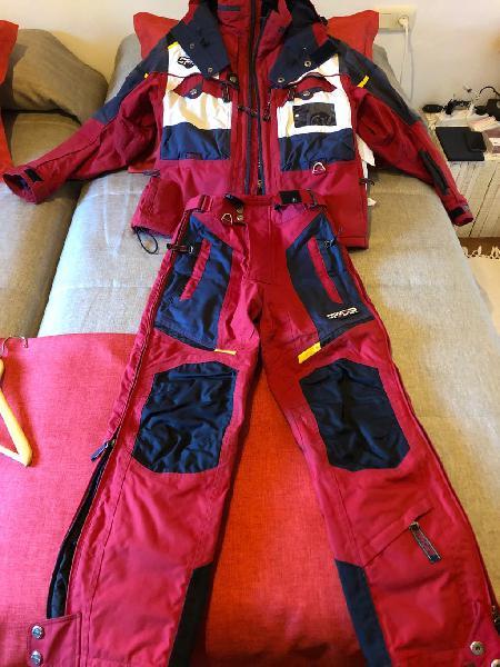 Equipo esquí spyder anorak pantalón mod. tomy moe