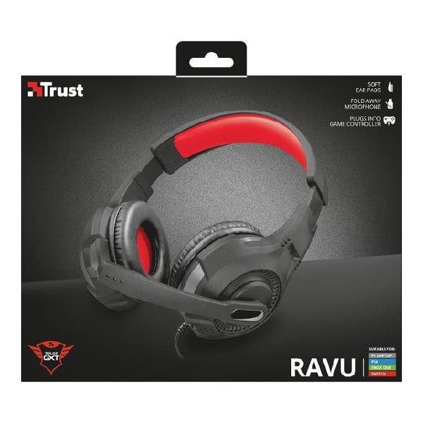 Gaming trust ravu gxt 307