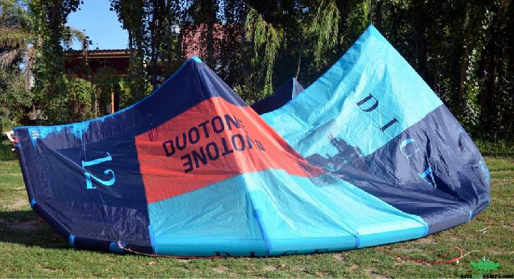 Kite duotone dice 12m