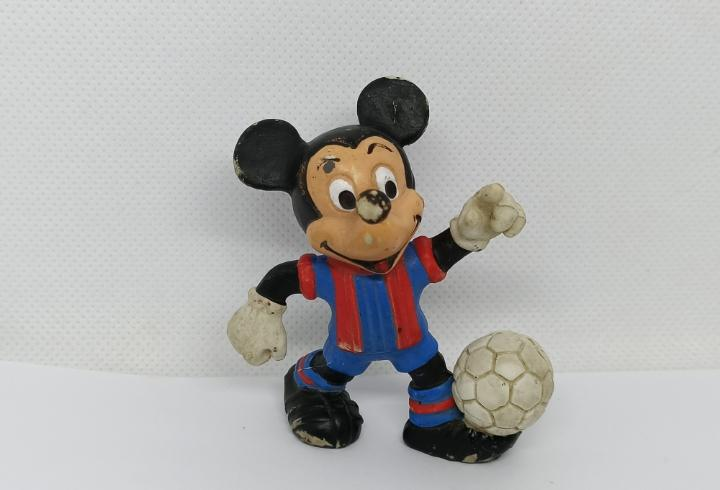 Mickey mouse futbolista