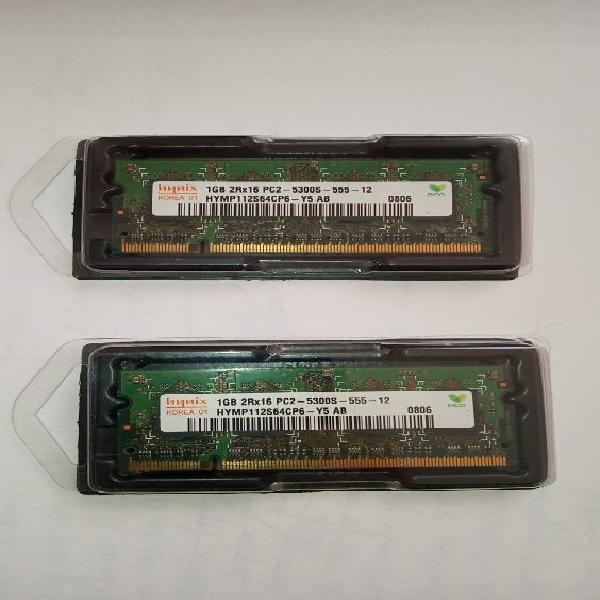 Memoria ram 1gb portátil