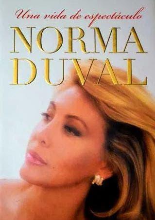 Norma duval - una vida de espectaculo - plaza & ja