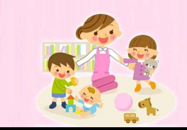 Niñera/ cuidado de niños/ canguro