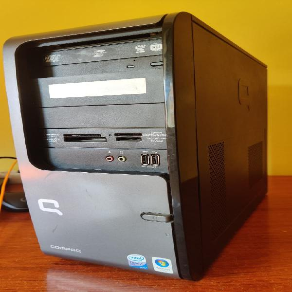 Oferta!! torre ordenador sobremesa compaq