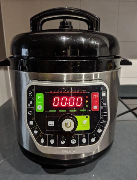 Olla rápida gm - robot de cocina