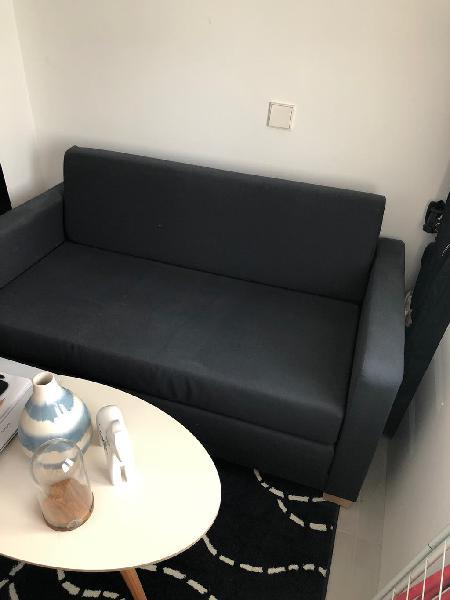 Sofá cama dos plazas ikea