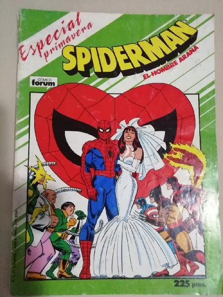 Spiderman: espedial primavera