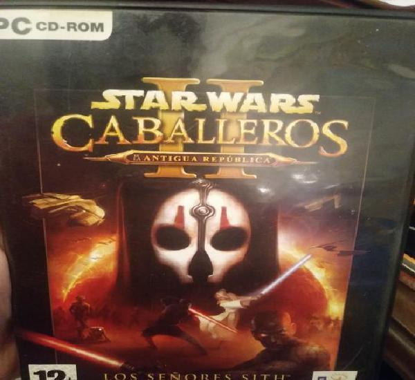 Star wars: caballeros de la antigua república ii: los