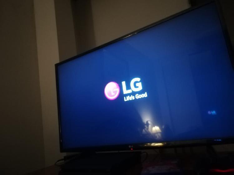 """Televisión lg de 43"""""""