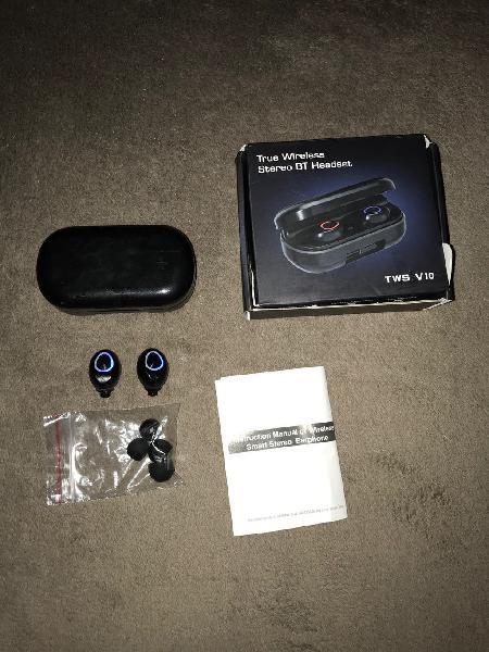 True wireless stereo v10