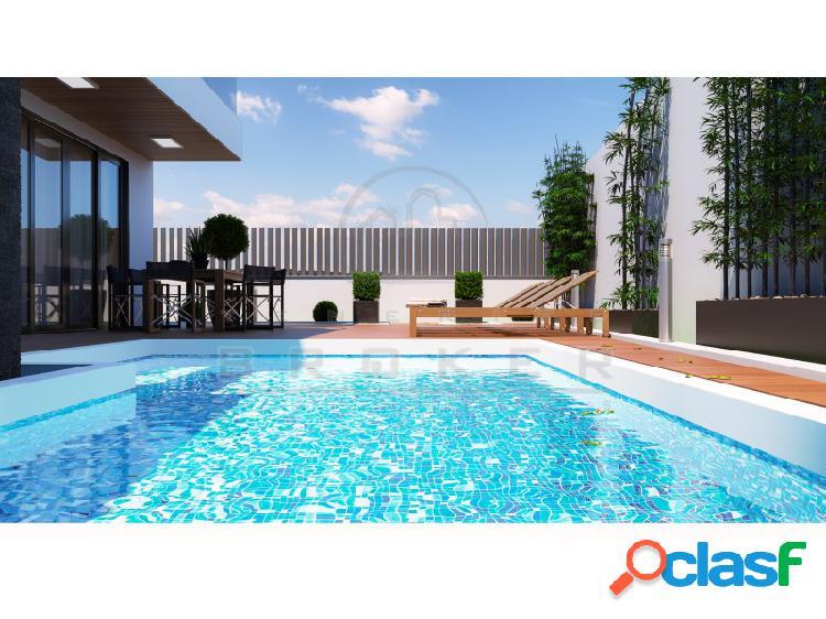 Nuevo proyecto de 6 chalets unifamiliares de estilo moderno en una zona residencial. 3