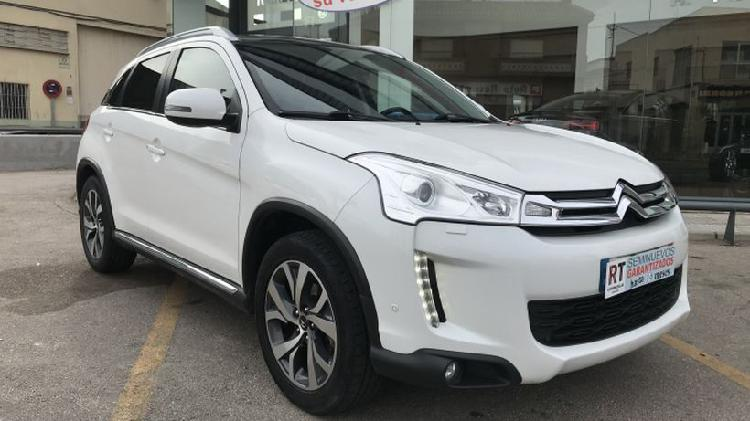 Citroen c4 aircross 1.6hdi s&s exclusive plus 4wd 115