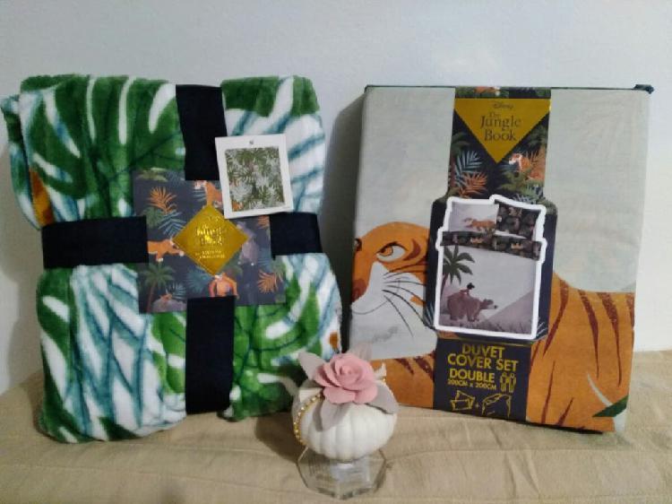 Conjunto the jungle book/edición limitada