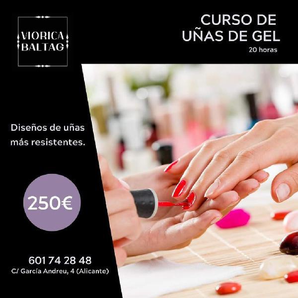 Curso de uñas -250 euro