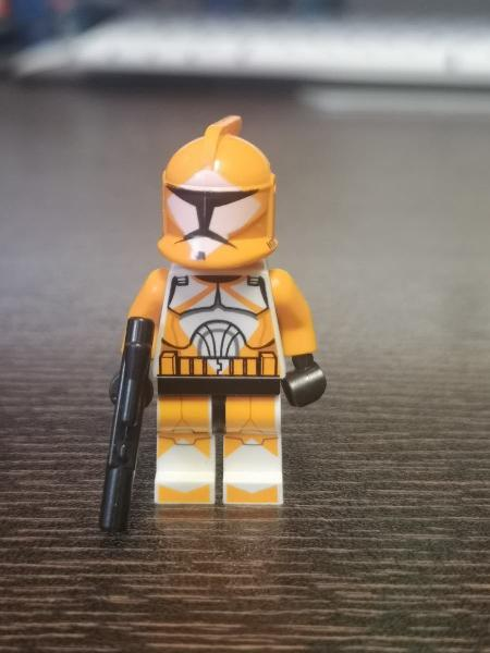 Figura lego star wars trooper sw299