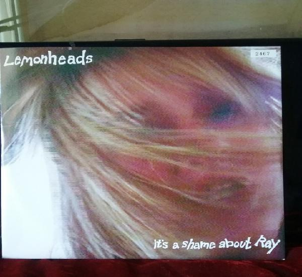 "Lemonheads 1993 10"" edicion numerada.nuevo"