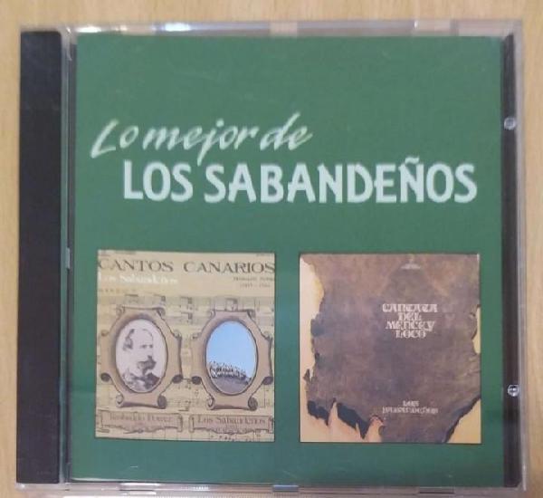 Los sabandeños (lo mejor de... cantos canarios + cantata