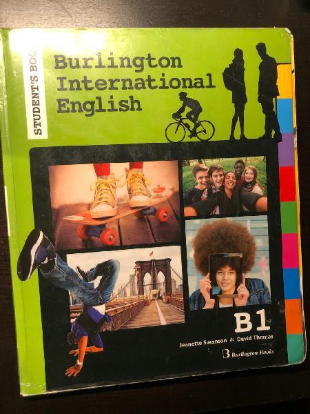 Libro de inglés b1