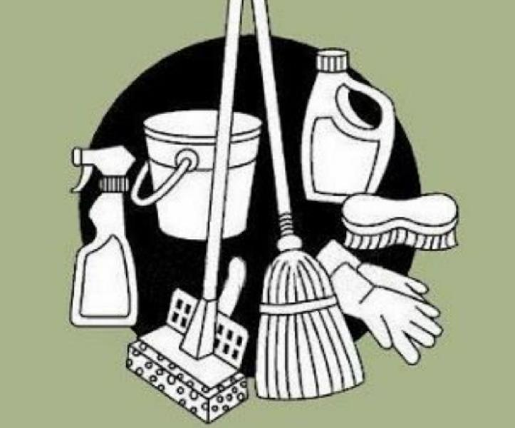Limpiadora del hogar
