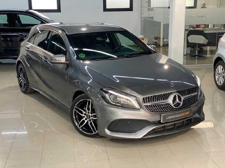 Mercedes-benz clase a 2018 diesel 136cv