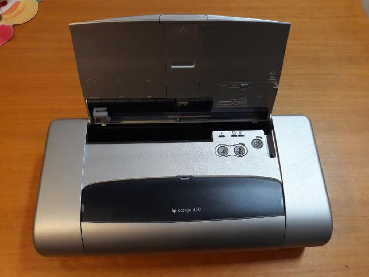 Mini impresora hp