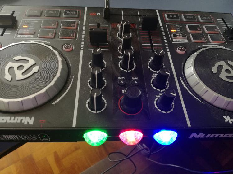 Numark party mix - controlador de dj