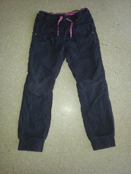 Pantalon con forro interior niña 6 años
