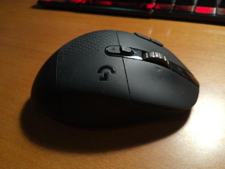 Ratón gaming inalambrico logitech g604.