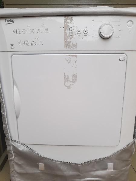 Secadora teka perfectamente funcionante