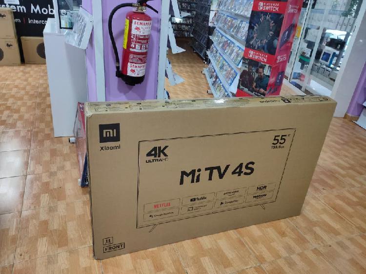 Tv led 55 xaomi tv smart tv