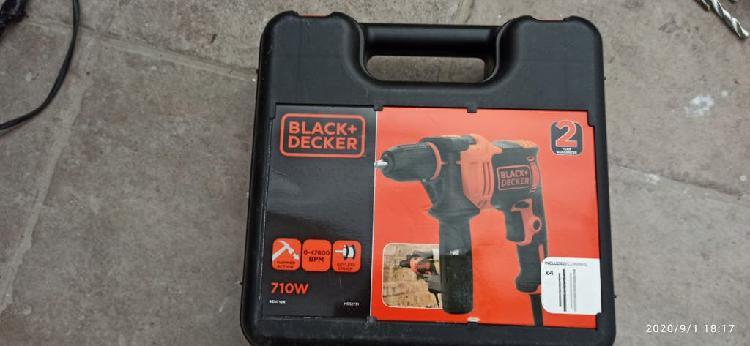 Taladro black decker