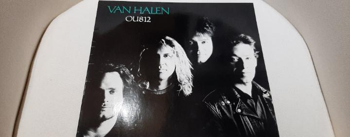 Van halen -ou812- (1988) lp disco vinilo