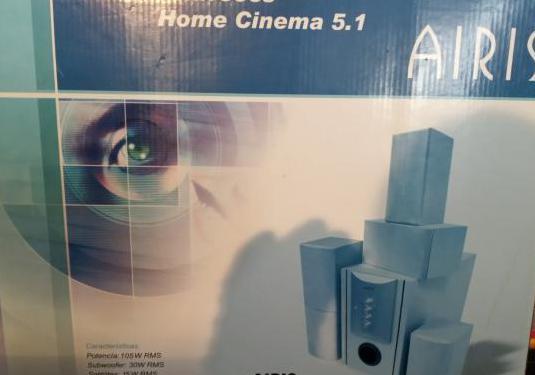 Altavoces home cinema 5.1